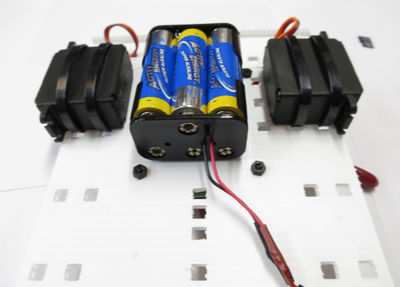 SimpleBot battery pack on base.jpg